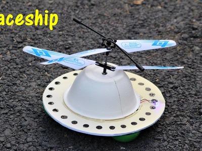 How to make a Spaceship that flies