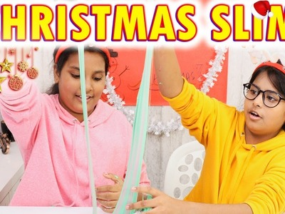 How to make Slime Gifts For Christmas | DIY Kids | Slimey Vlogmas 2017