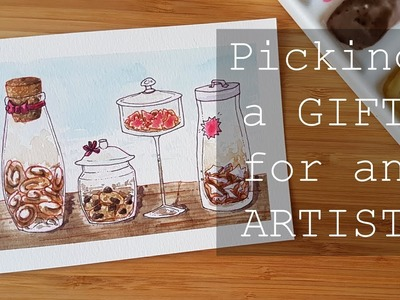 How to pick a Gift for an Artist