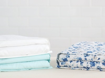 How to Store Matching Sheets- Martha Stewart