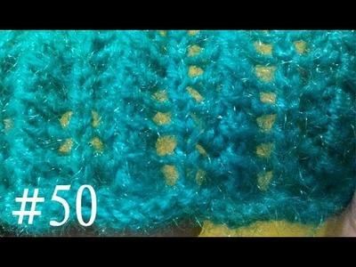 New Beautiful Knitting pattern Design #50  2017