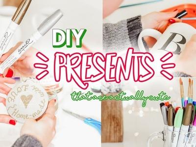 Cute DIY presents! holiday. birthday ♡