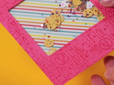 DIY Birthday Shaker Card with Lindsey Serata