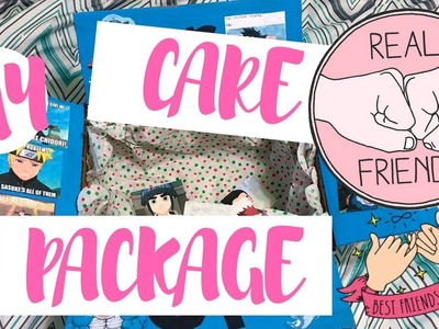 DIY: Care Package for your BFF or BF.GF