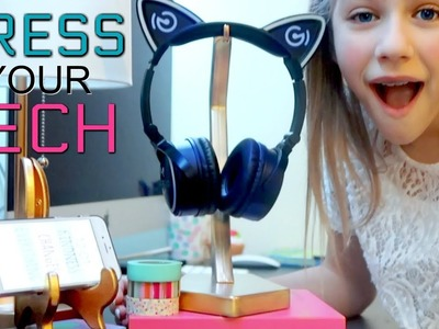 DIY Gear For Your Gadgets! Getting It Together for Kids: Organizing Your Tech Gear