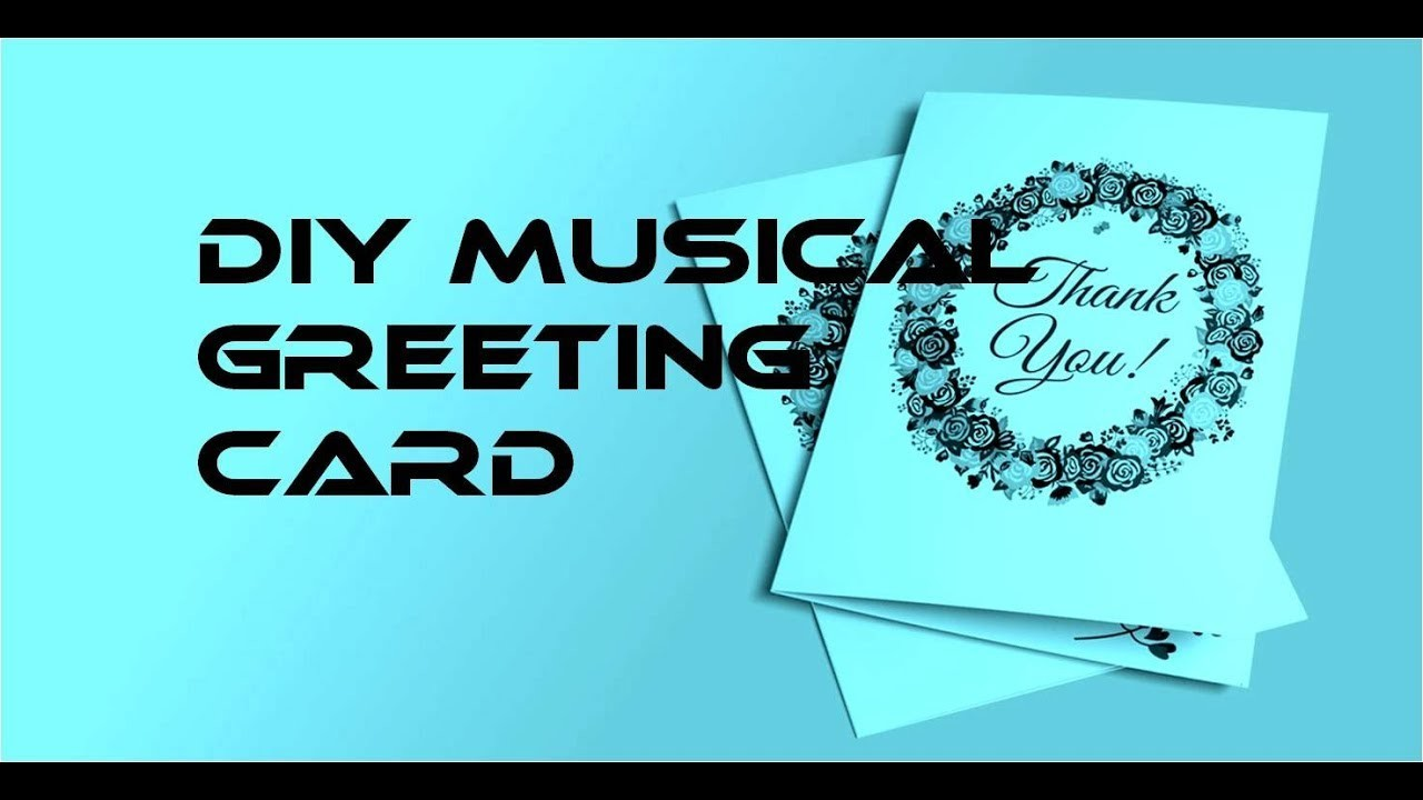 Diy musical greeting card um66 musical ic diy musical greeting card um66 musical ic m4hsunfo