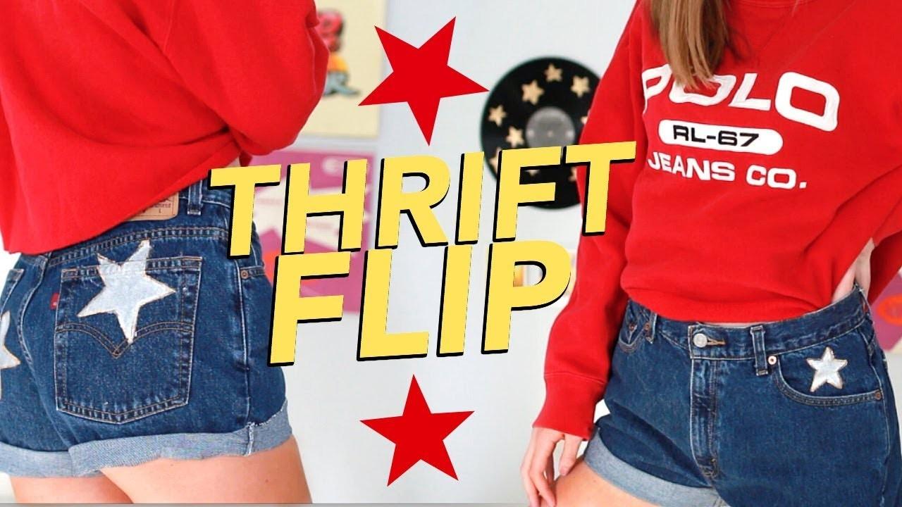 7a673123f7 DIY THRIFT FLIP