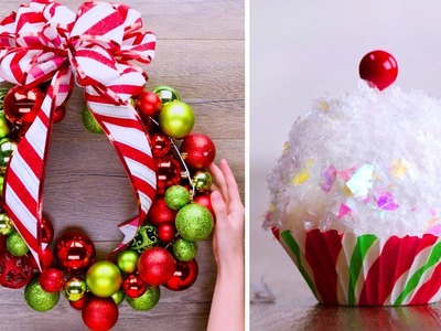 Last Minute Christmas Decoration Ideas | DIY Ideas Without Going Broke by Blossom