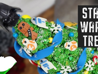 Star Wars Cornflakes Christmas Tree | DIY & How To | Better Than Cake!