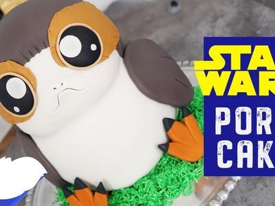 Star Wars Porg Cake | The Last Jedi | DIY & How To
