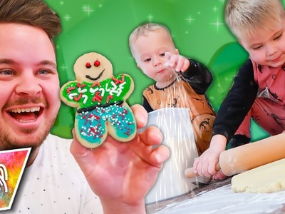 Ugly Christmas Sweater Cookies DIY! ????