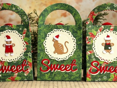 25 DAYS OF CHRISTMAS 2017 - DAY 23 - Sweet Holidays