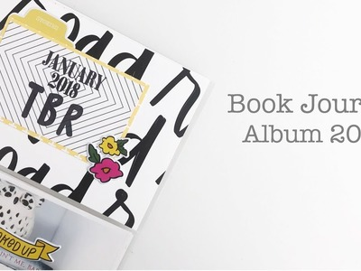 Book Journal Mini Album   Feed Your Craft DT Mark Your Place Kit   Create December Day.15