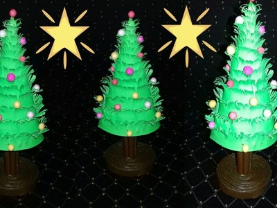 "Christmas tree | Make a beautiful Christmas tree on ""Christmas"" festival"