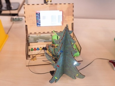 Christmas Tree Ornament Project