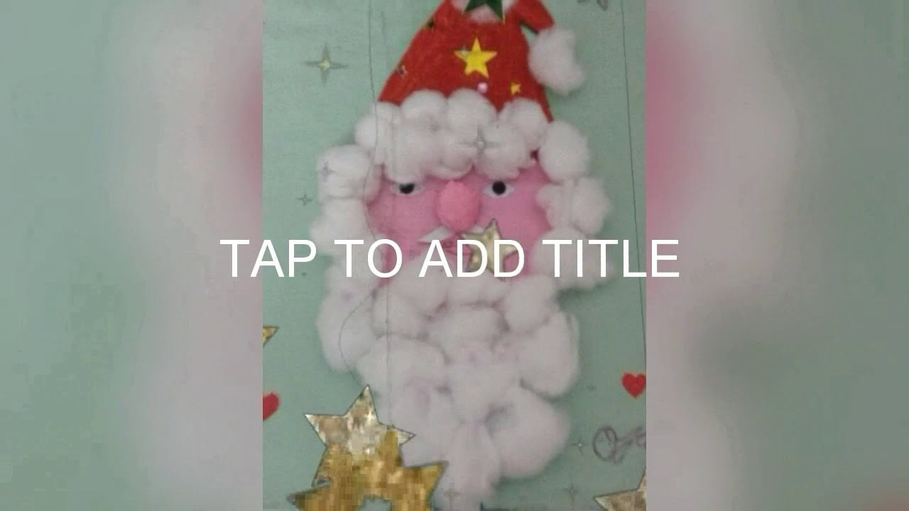 Craft Ideas For Christmas For Kids 2018