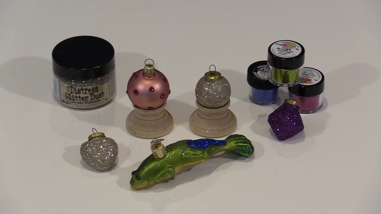 Creatively Salvaging Your Worn Christmas Ornaments by Joggles.com