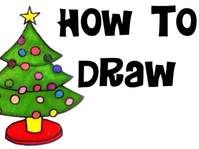 Painting drawing christmas 2017 tree star lights coloring kids happy new year 2018 rainbow Cats art