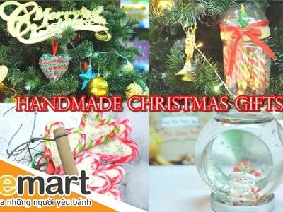 Quà handmade Giáng sinh - Handmade Christmas gifts