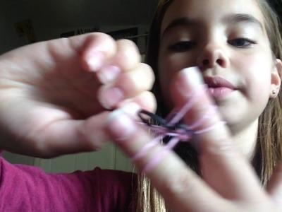 Rainbow Loom Triple Fishtail