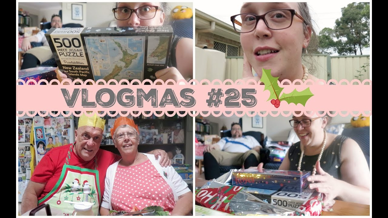 VLOGMAS #25 | Christmas Day!