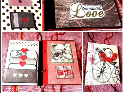 Anniversary. Birthday. Valentine Special    Lovely Scrapbook Review