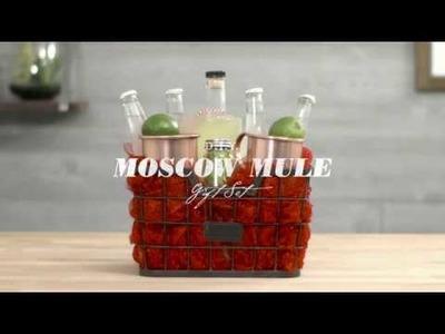DIY Moscow Mule Gift Set