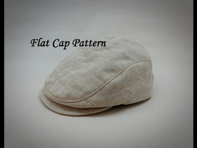 Flat Cap Tutorial by Tony Allen Bernier Part 1 of 2