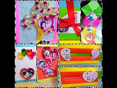 Handmade card    Anniversary gift ideas    best Gift ever