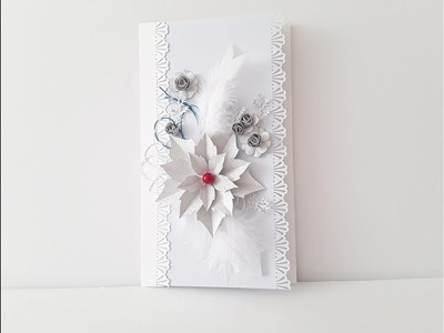 Handmade Christmas Greeting Card Tutorial