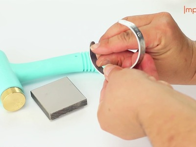 ImpressArt Tutorial   Bracelet Bending Bar & Bracelet Bending Pliers