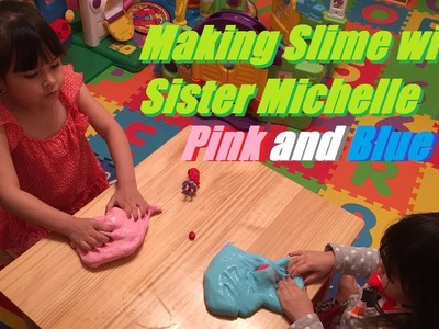 Jessica's World of Toys - Episode 1: Making Slime on Christmas eve