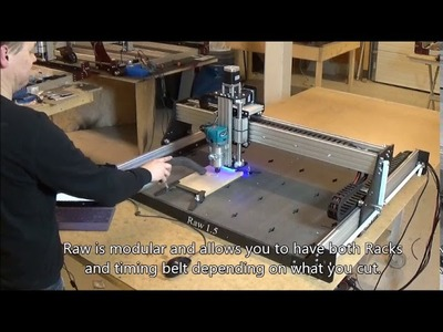 Raw 1.5 standard DIY kit