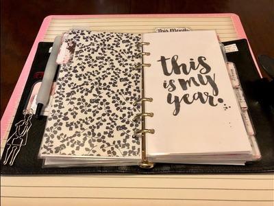 2018 Planner Setup: Part 1 & Giveaway CLOSED