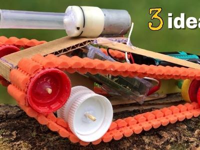 3 incredible DIY Toy ideas for Fun