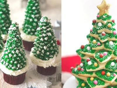 Amazing Christmas Cake Decorating Ideas Compilation - Most Satisfying Cake Videos -  Cake Designs