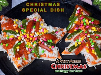 CHRISTMAS SPECIAL DISH FOR KIDS | CHRISTMAS SPECIAL RECIPES IN HINDI | MERRY CHRISTMAS