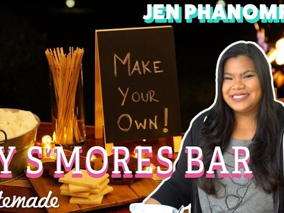 DIY S'mores Bars I Good Times With Jen