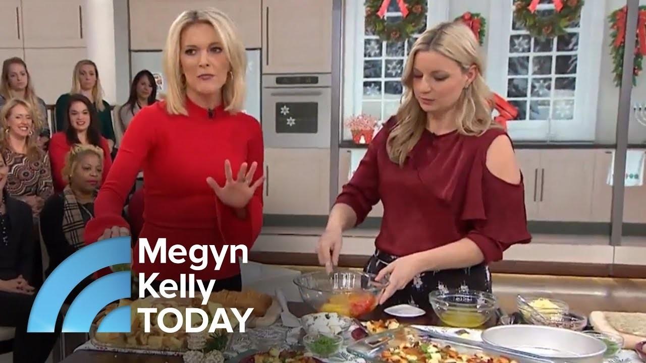 Easy Christmas Breakfast Recipes: Cornbread Estrada, Savory Cinnamon Rolls | Megyn Kelly TODAY