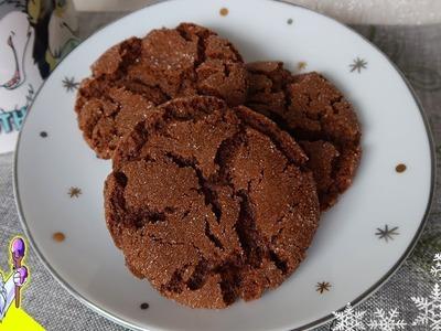 Hot Chocolate Cookies | Christmas Cookies | Spicy Cookie