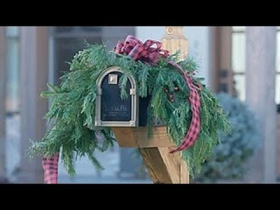 How to Decorate Your Mailbox for the Holidays - HGTV