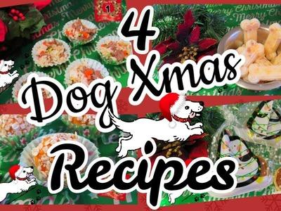 ????????How to make CHRISTMAS Dog Treats, Dog Gift ideas, Holiday Dog treats, DIY I Lorentix