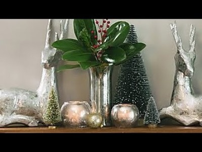 How to Make Faux Mercury Glass - HGTV Happy
