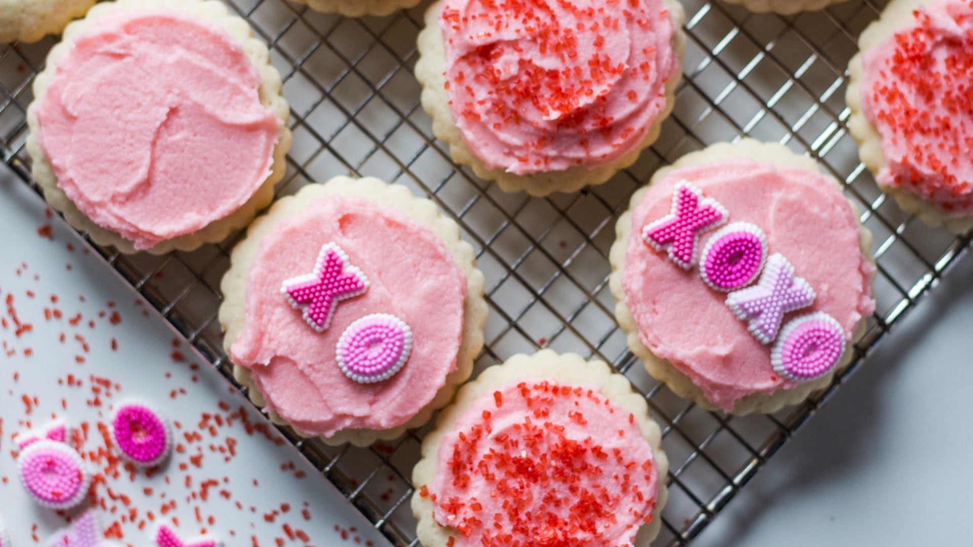 Melt In Your Mouth Sugar Cookies | February Cookie of the Month