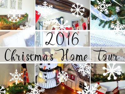 Our 2016 Christmas Home Tour     Life With Sarah