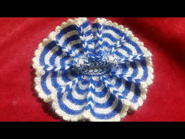 Part 1 - Make knitting Beaded Dress Poshak of Laddu Gopal - DIY Step by Step Tutorial