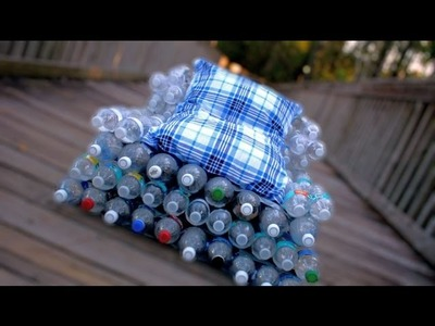 The Water Bottle Chair