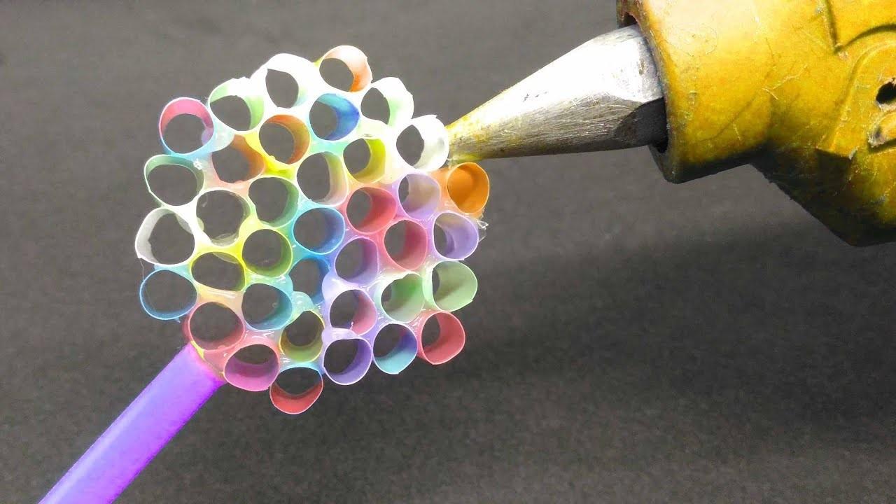 7 Ingenious Glue Gun DIYs and Life Hacks! Glue Gun for Crafting!