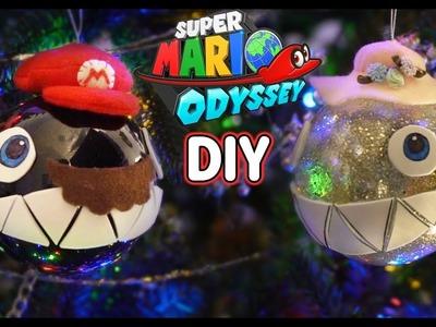 Chain Chomp & Chain Chompikins ORNAMENT! - DIYGG (Super Mario Odyssey)