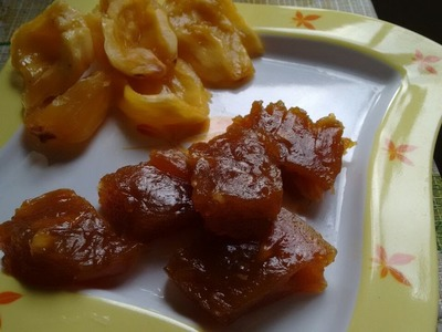 Chakka (Jack fruit )  Halwa Kerala Recipe | Sweet Learn In 2 Minutes